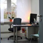 Arztpraxis-Trennwand-Umbau-Behandlungszimmer