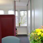 Arztpraxis-Trennwand-Umbau