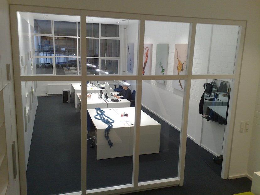 Büro Loft - Büroumbau und Einrichtung