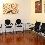 Gemeinschaftspraxis-Umbau-Wartebereich