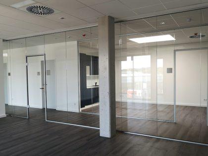 Open Space - Innenausbau