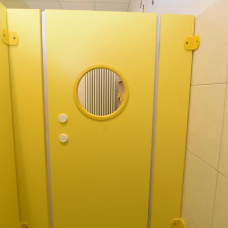sanitaer-Trennwand