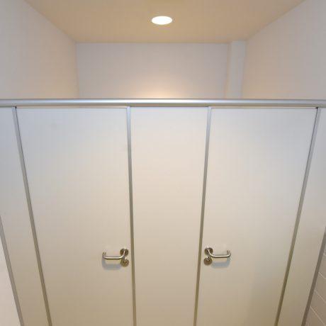 Sanitaer-WC-Trennwaende